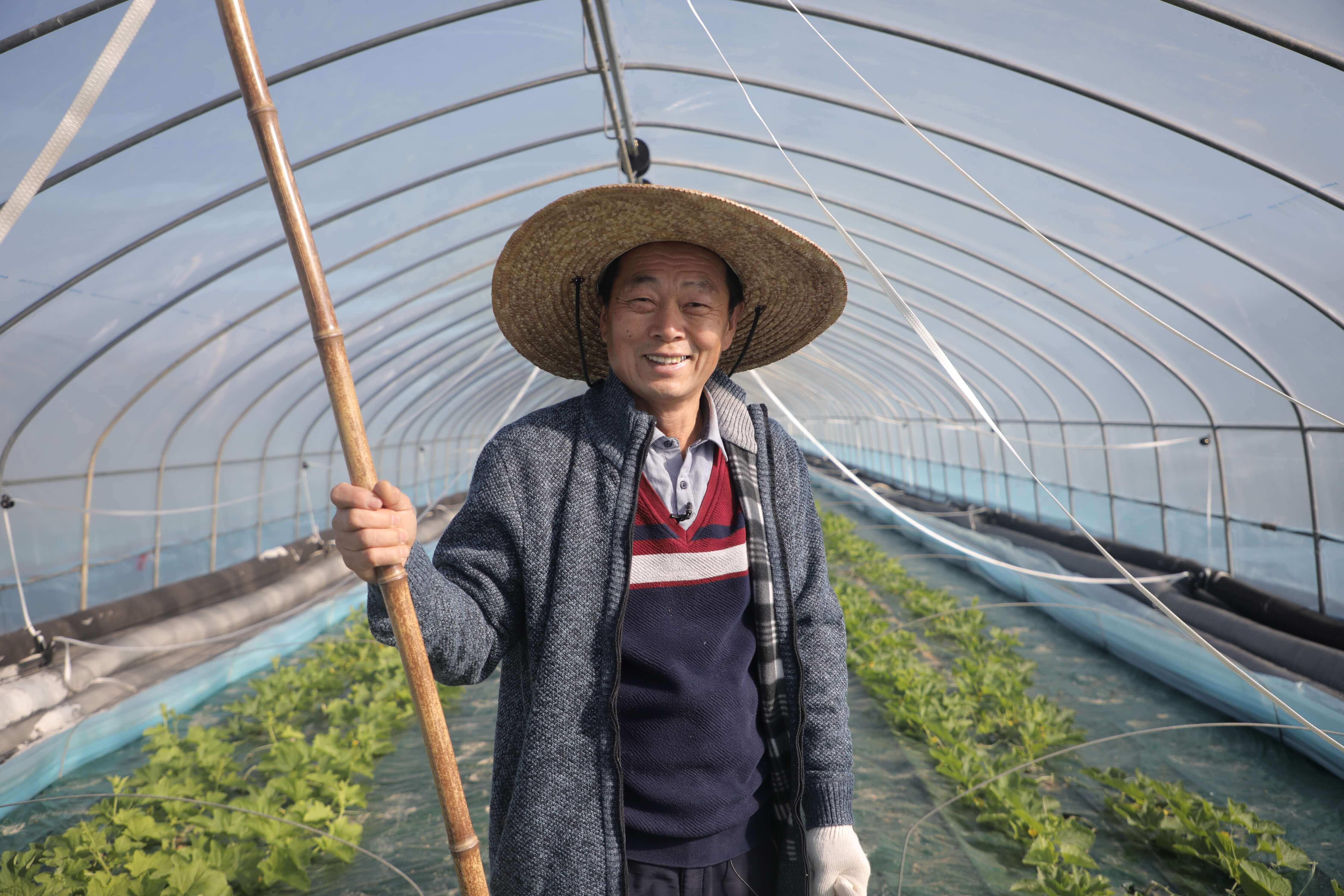 농업대상 이명화  다온농장 대표