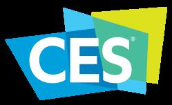 CES 2018 로고