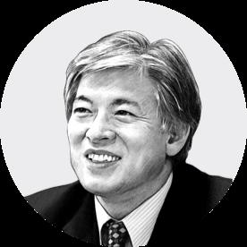 염재호 고려대 명예교수 · 전 총장